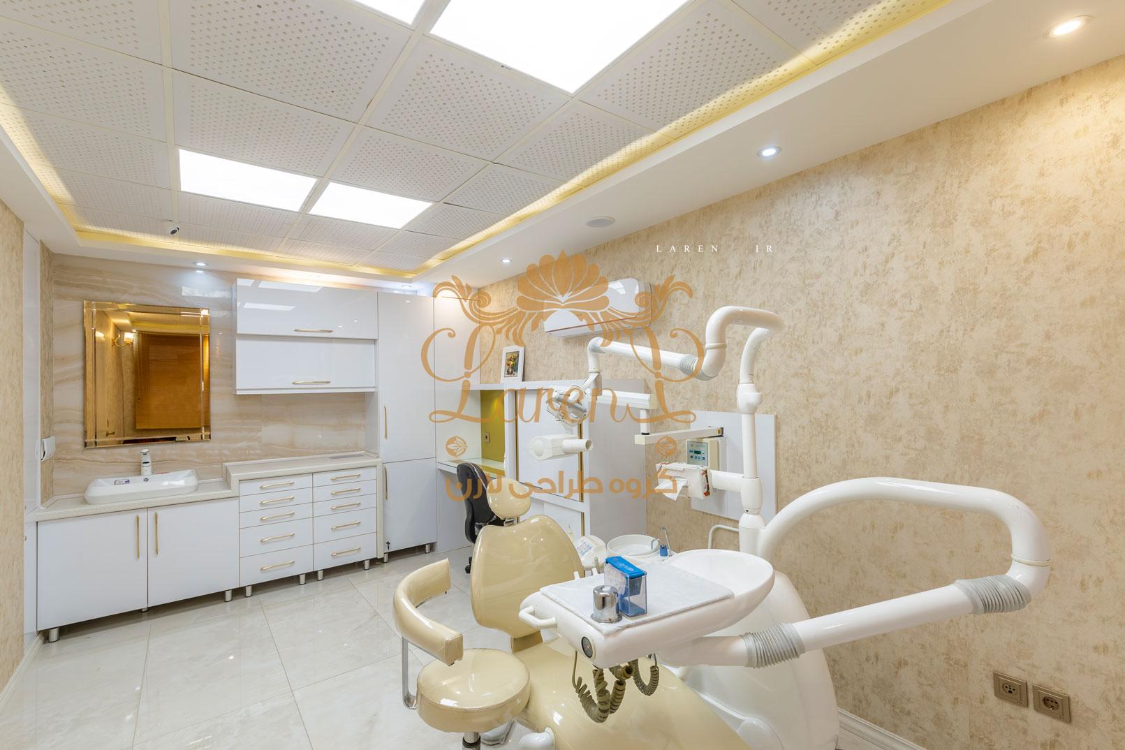 دکوراسیون مطب دندانپزشکی تخصصی ایمپلنت