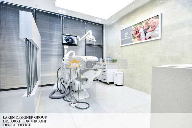 دکوراسیون داخلی مطب پزشکی