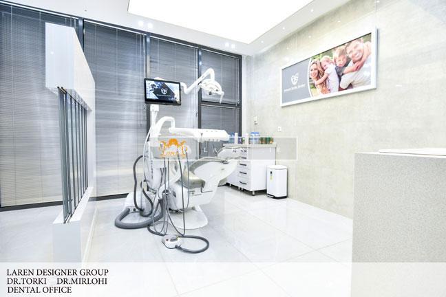 بازسازی مطب و کلینیک پزشکی و دندانپزشکی